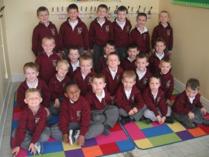 Ms. Collins Junior Infant Class
